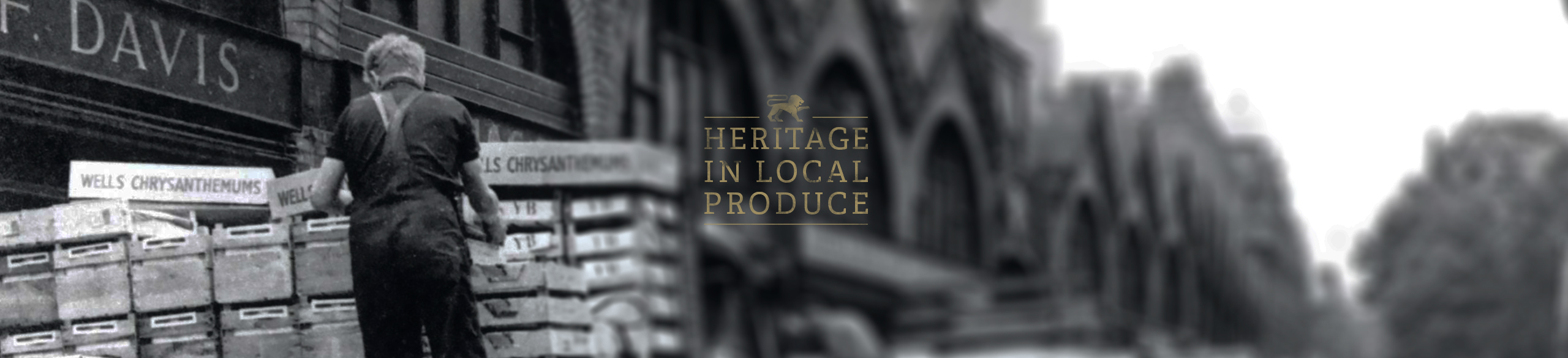 Our heritage banner