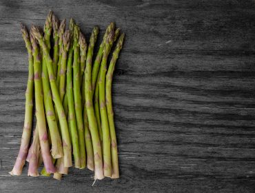 Fresh Asparagus - JR Holland