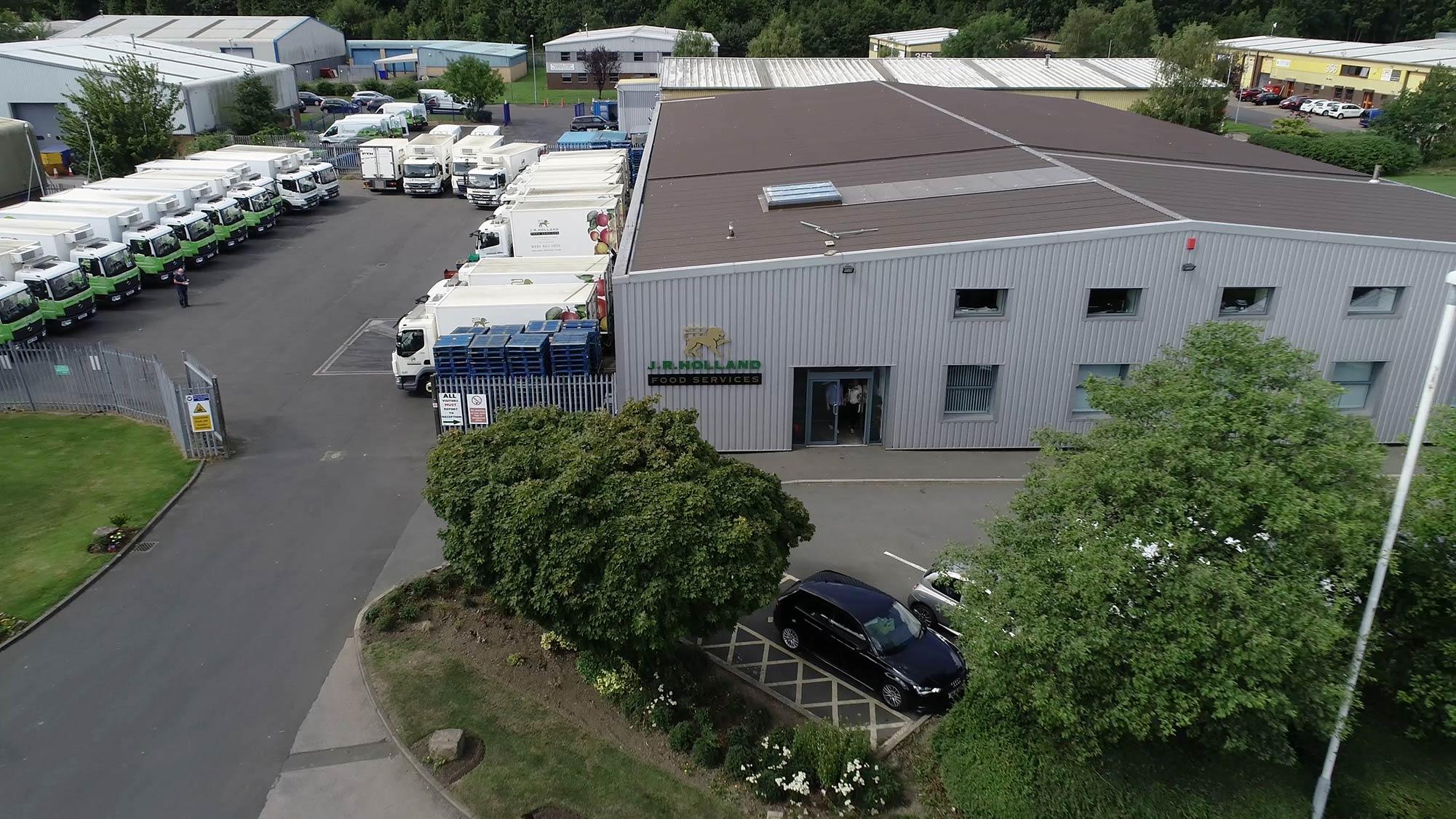 About Us | Our Wholesale Food Services | JR Holland