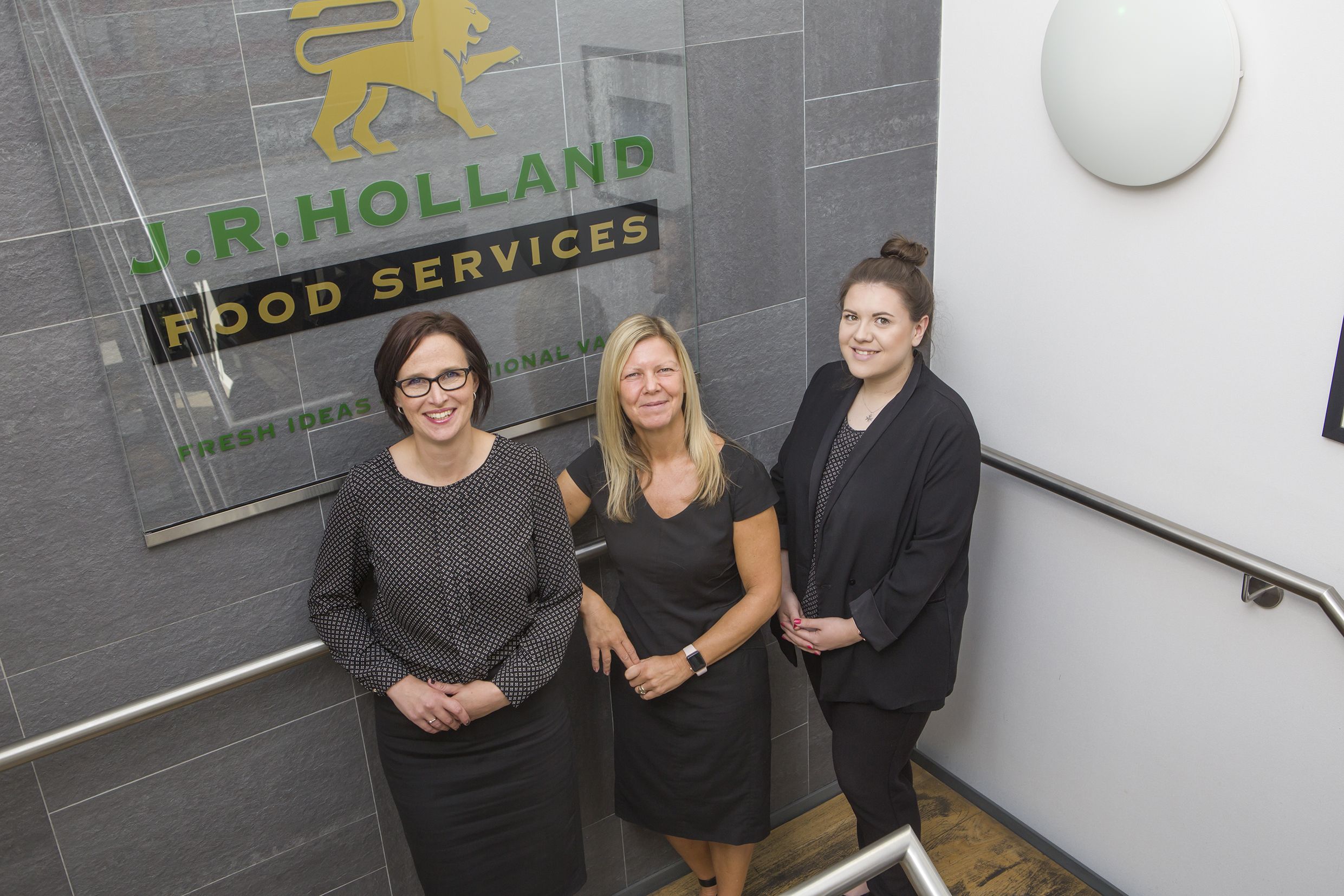 Our Accounts Team - JR Holland