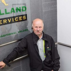 Alan Snowball - Transport Supervisor
