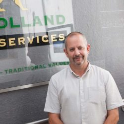 Chris McKenzie - Group Transport Manager