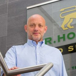 Dennis Hutchinson Managing Director - JR Holland